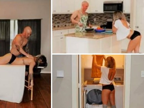 Realtor uses 'sexy' half-naked models to try and sell unpopular house