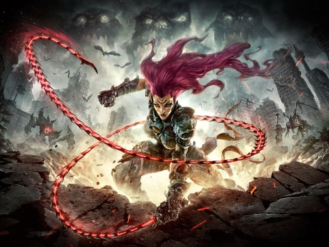 Darksiders III review – the slow and the furious