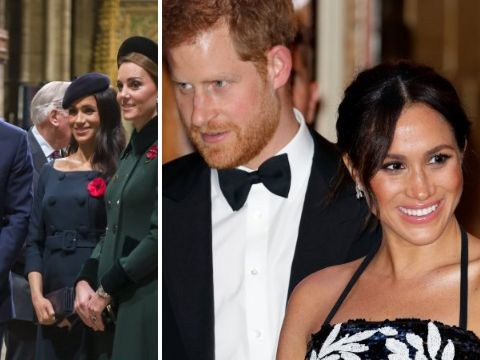 Why Meghan and Harry are moving out of Kensington Palace