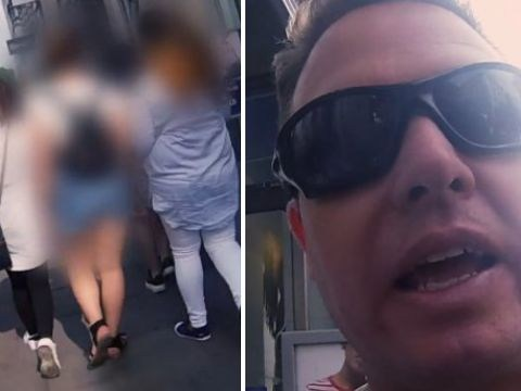 Pickpocket gang caught by undercover cop as they target Oxford Street shoppers