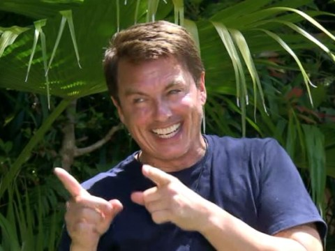 I'm A Celebrity's John Barrowman finishes in third place as he tears up about jungle experience