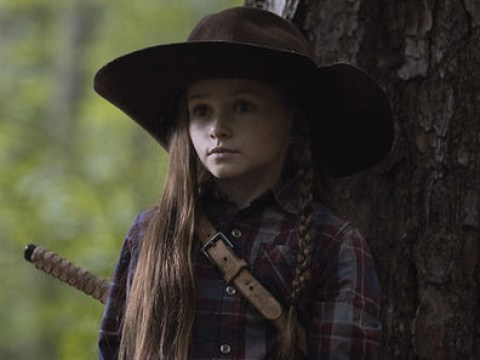 The Walking Dead might have dropped hints at how Judith and Rick Grimes reunite…and it involves The Wizard Of Oz