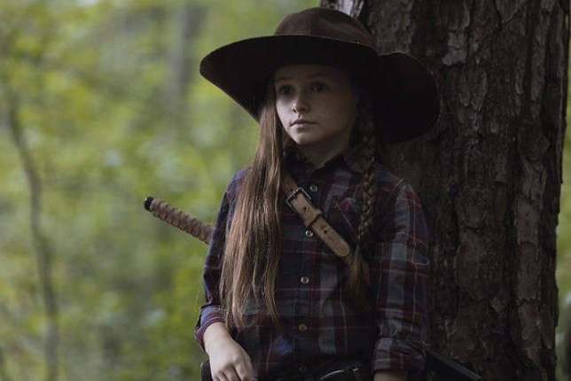 The Walking Dead series 9  Judith Grimes isn t Rick Grimes  daughter ... 0c1f90fd17b