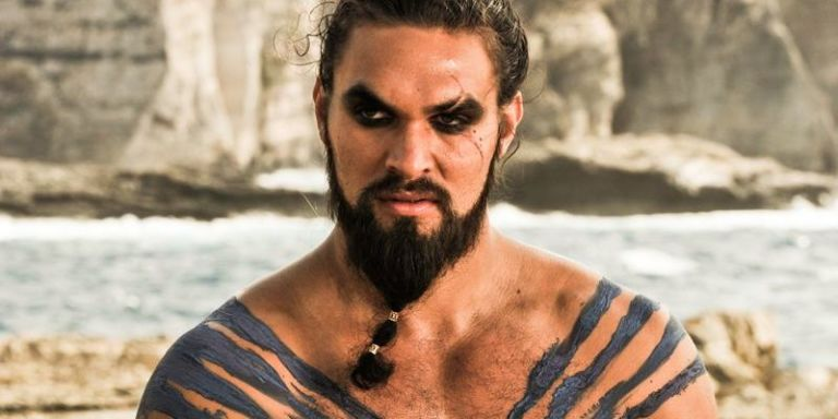 Jason Momoa is glad Khal Drogo was killed off Game of Thrones early