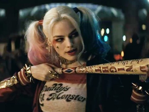 Margot Robbie gives DC fans first look at Harley Quinn ahead of Birds Of Prey and she's extra AF