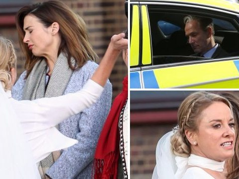 EastEnders spoilers: Shock arrest and double attack in Mel Owen and Ray Kelly new year wedding showdown