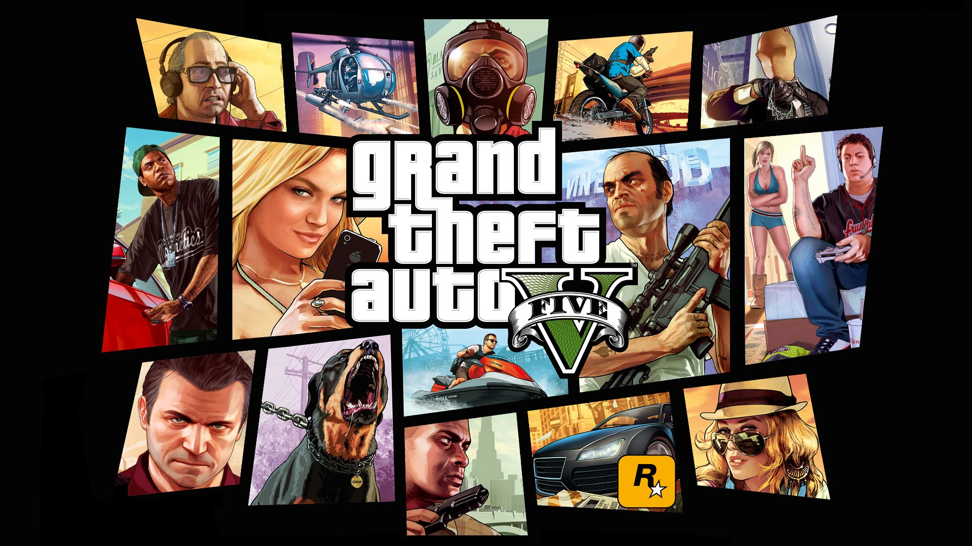 GTA V - the game that wouldn't stop selling