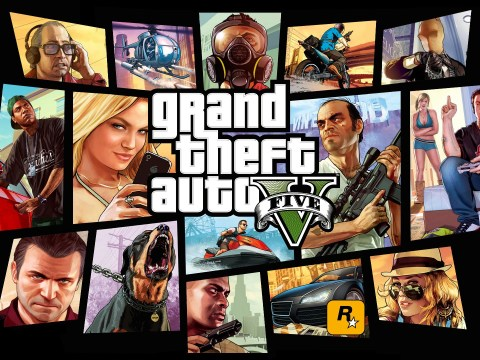 GTA 5 is free to download and keep on Epic Games Store now