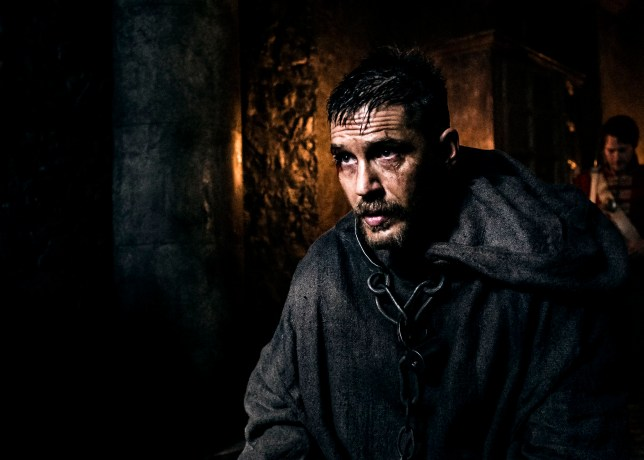 Television Programme Name: Taboo - TX: 18/02/2017 - Episode: Taboo - Ep 7 (No. n/a) - Picture Shows: James Delaney. James Delaney (TOM HARDY) - (C) Scott Free Prods - Photographer: Olly Robinson
