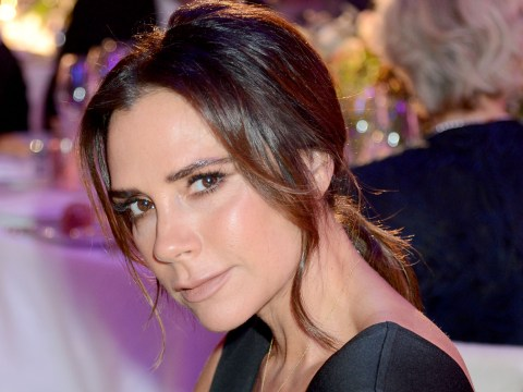 Victoria Beckham admits it was a 'huge honour' to see Meghan Markle in one of her designs