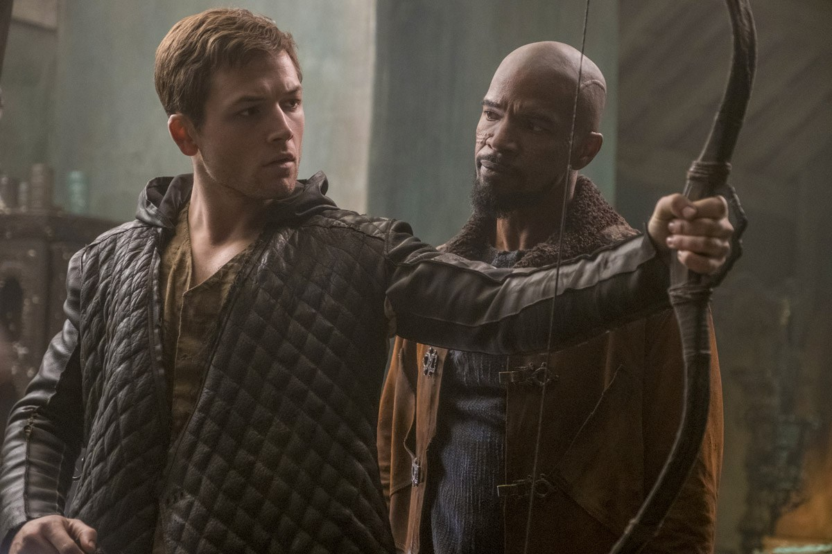 Robin Hood review: This film will steal your money and give it to the rich