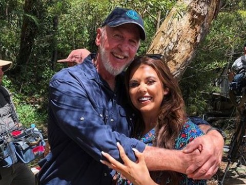 Scarlett Moffatt reunites with Medic Bob as she shares photo from revamped I'm A Celebrity camp