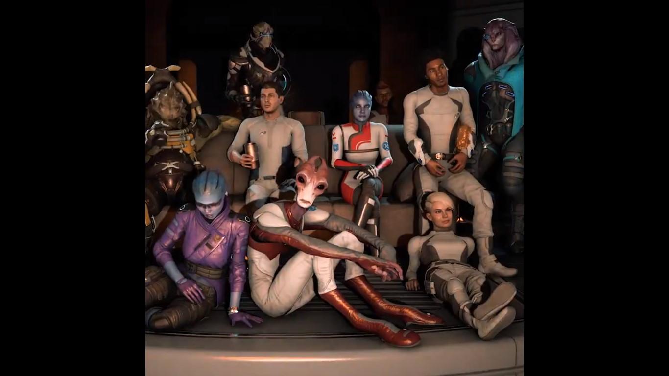Mass Effect is not dead yet