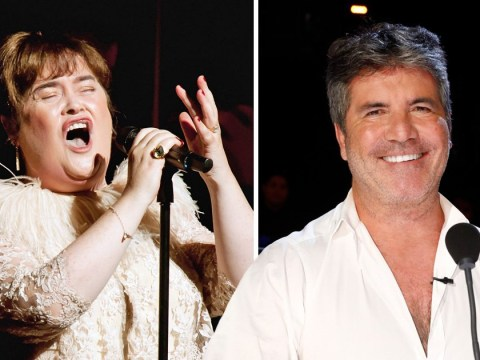Susan Boyle and Simon Cowell 'very excited' as they prepare big plans for 2019 after America's Got Talent: The Champions