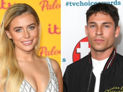 Love Island's Ellie Brown cracks on with Joey Essex as she confirms dating rumours