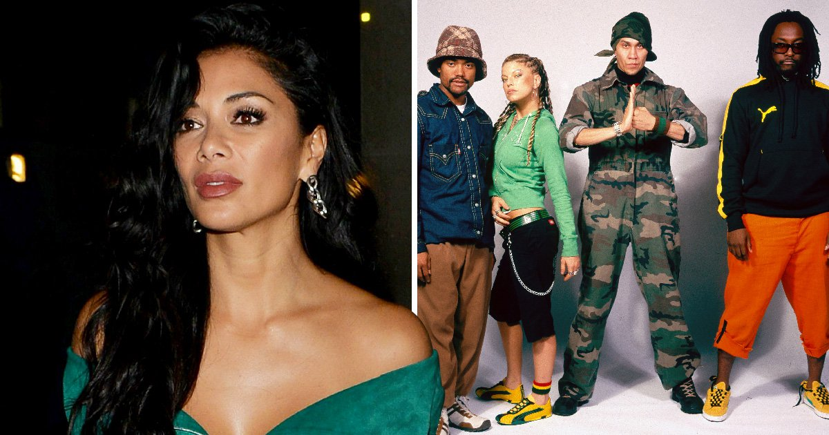Will.i.am claims Nicole Scherzinger's ex refused to let her join the Black Eyed Peas