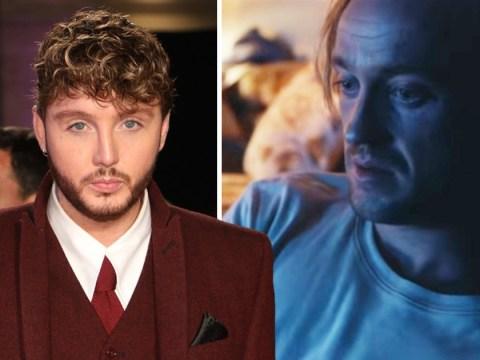 James Arthur drops heartbreaking Empty Space video with Harry Potter's Tom Felton