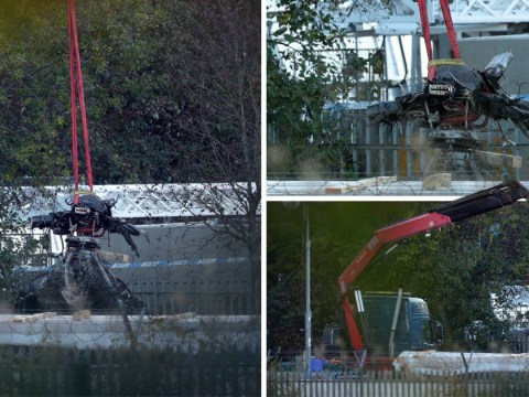 Leicester helicopter wreckage removed from scene as experts attempt to uncover crash cause
