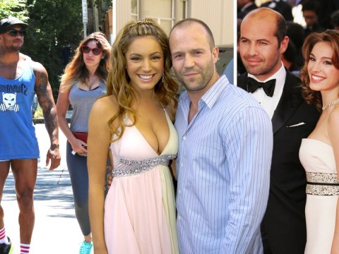 Kelly Brook throws shade at 'unromantic' engagements to Jason Statham and Billy Zane