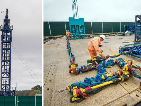 First shale gas produced at earthquake-hit fracking site in Lancashire