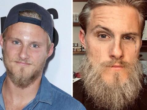 Vikings star Alexander Ludwig 'confirms' Bjorn survives as he returns to set