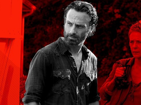 How The Walking Dead bosses and Andrew Lincoln teased Rick Grimes' exit way back in 2017
