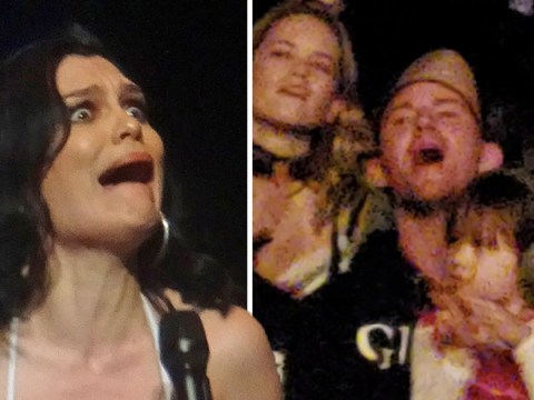 Channing Tatum sings his heart out at 'girlfriend' Jessie J's concert with his daughter Everly