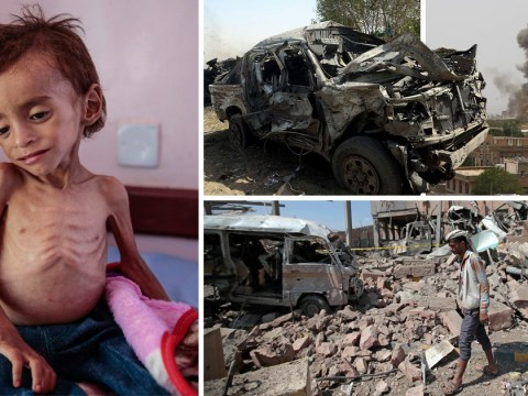 UK must stop turning a 'blind eye' to Yemen crisis and halt arms sales to Saudi Arabia