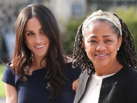 Queen 'asks Meghan Markle's mother Doria to spend Christmas at Sandringham'