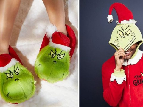 Primark launches The Grinch themed nightwear range