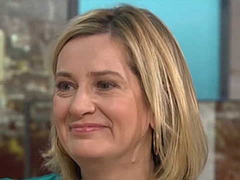Former home secretary Amber Rudd plays coy when asked if Bodyguard is realistic