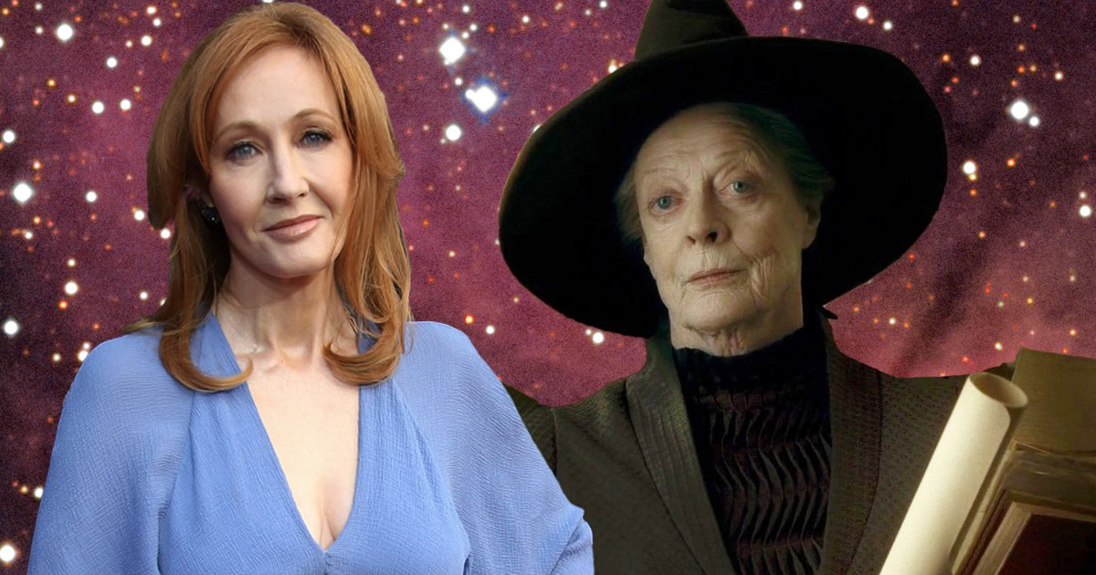 Harry Potter fans accuse JK Rowling of 'breaking the universe' as McGonagall's Fantastic Beasts introduction messes with canon
