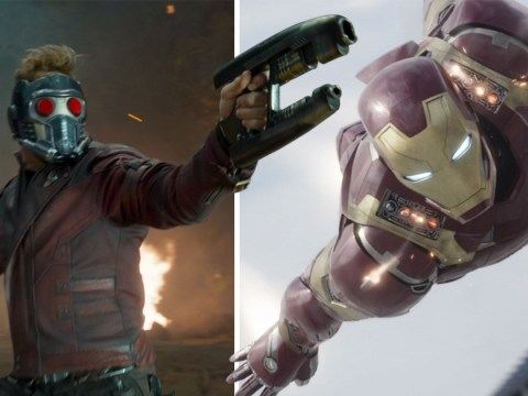 Marvel president Kevin Feige reveals he cast Chris Pratt for face-off with Robert Downey Jr