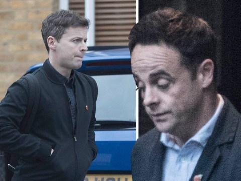 Ant and Dec in a state of 'misery' after leaving 'crisis meeting over Ant's TV comeback' before I'm A Celeb