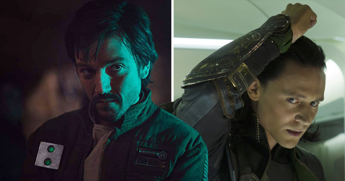 Tom Hiddleston to return as Loki in Disney TV series – Star Wars Rogue One prequel also announced