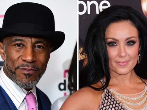 Danny John-Jules tells Amy Dowden he 'should've expressed his gratitude more' after Strictly exit