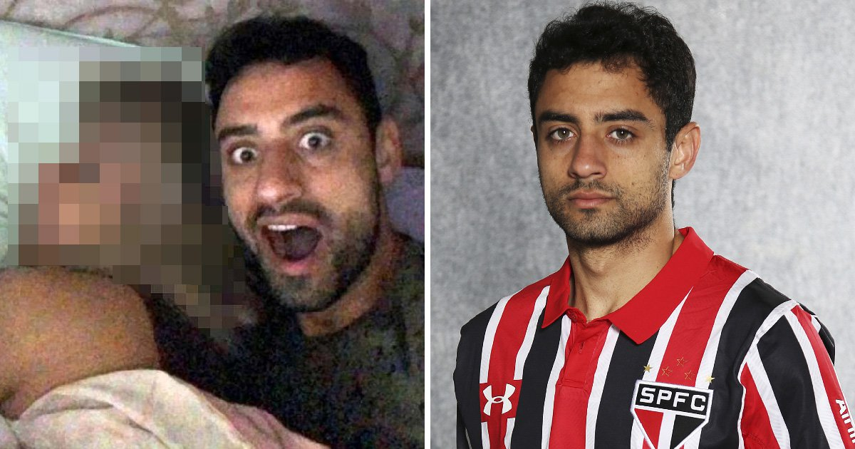 Footballer found with penis missing 'had been invited for sex with another man's wife'