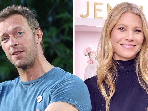 Gwyneth Paltrow and Brad Falchuk 'celebrate New Year's with Chris Martin and Dakota Johnson'