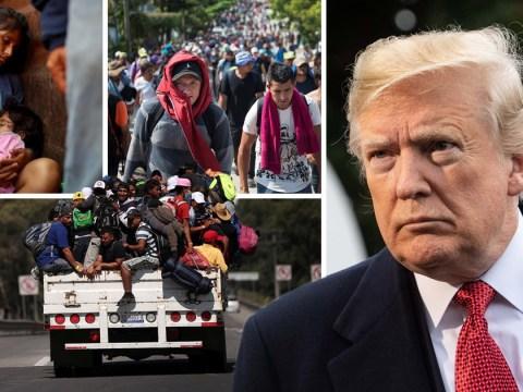Trump blocks illegal migrants from seeking asylum in the US