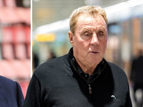 Harry Redknapp pictured jetting off to Australia days ahead of I'm A Celebrity 2018 launch