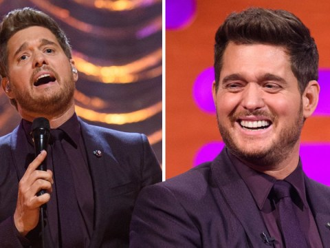 Michael Buble has seen your hilarious Christmas memes and he is sick of it