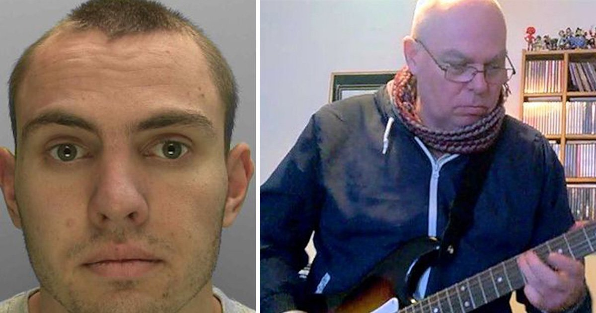 Man who stabbed stranger to death told police 'something in my mind told me to do this'