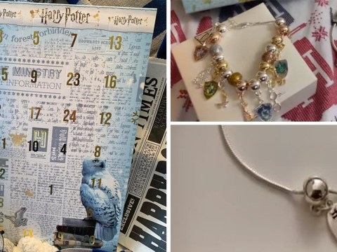 Asda launches jewellery filled Harry Potter advent calendar
