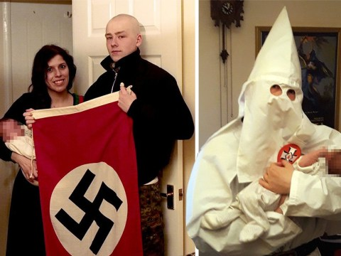 Couple who called their baby 'Adolf' convicted for being part of neo-Nazi terror group