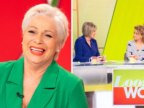 Denise Welch wishes Loose Women cast luck for National Television Awards: 'Have a fizzy water for me'