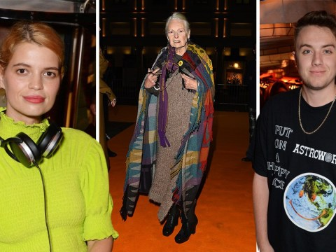 Dame Vivienne Westwood urges us to save the rainforest at Cool Earth and SushiSamba launch