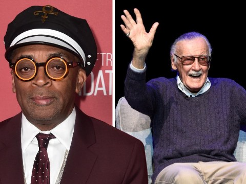 Spike Lee confirms he's alive after being mistaken for Stan Lee after Marvel creator's death