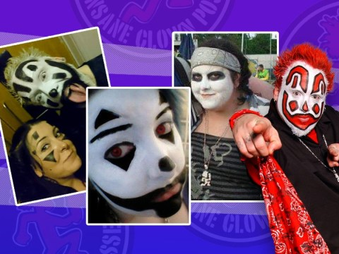 I'm Your Biggest Fan: 'I paint my face in dedication to Insane Clown Posse'