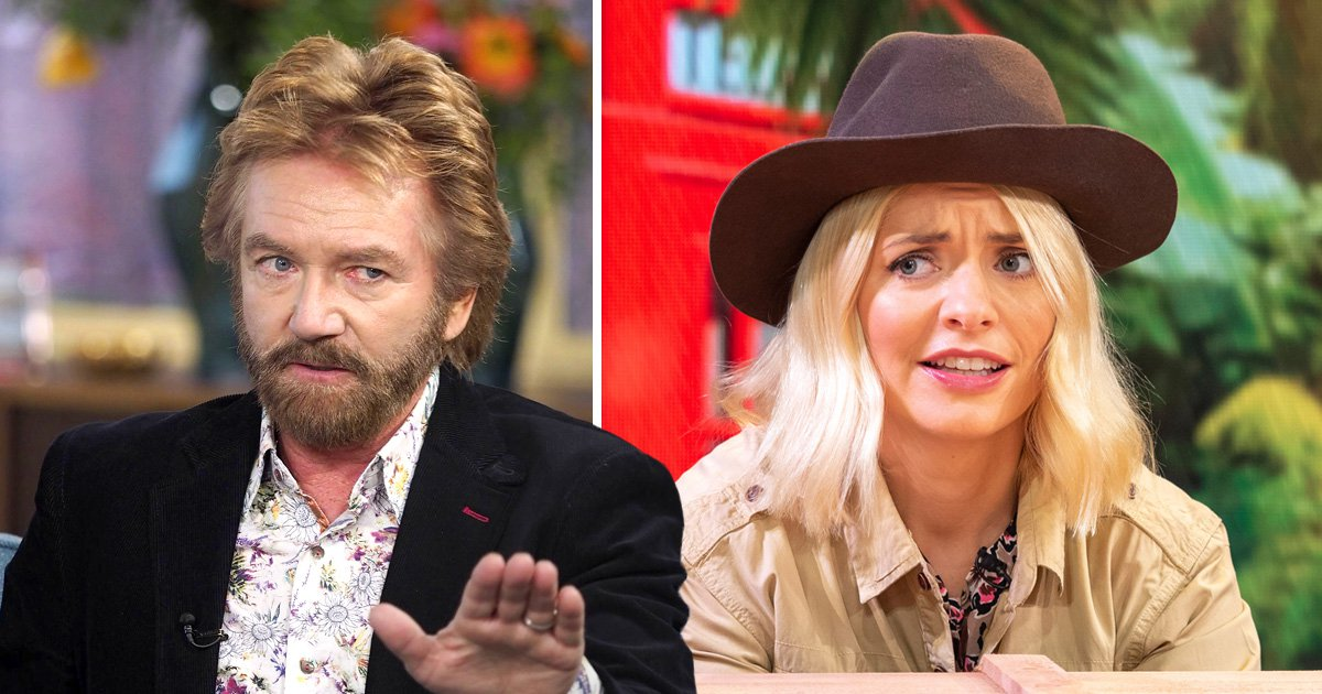I'm A Celeb host Holly Willoughby left 'uncomfortable around patronising Noel Edmonds'