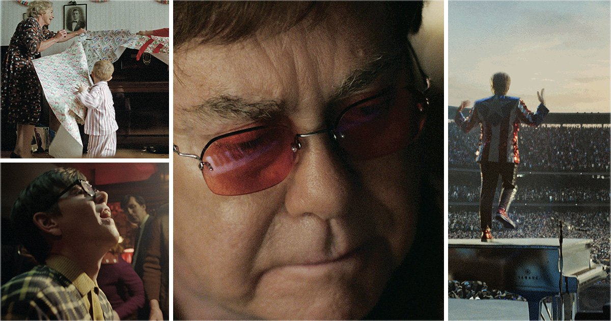 John Lewis Christmas advert 2018: Inside Sir Elton John's The Boy & The Piano as told by costume designer